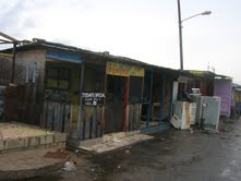 naggo head men 100 wanted men on the run thursday  tension was high in the tough portmore communities of newlands and naggo head last night following the police killing of an .