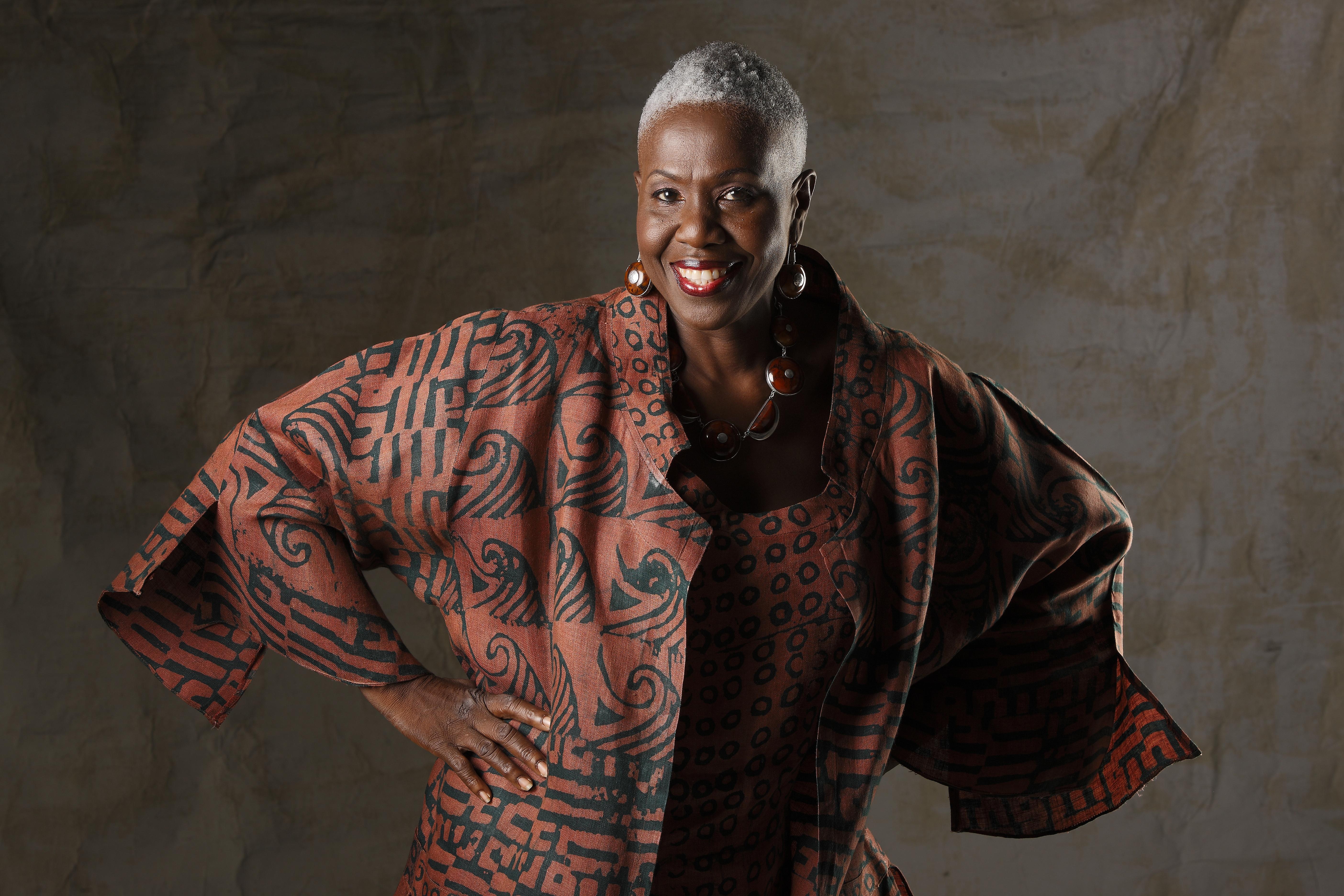 Layne High Priestess Of Fashion Jamaica Woman Tongue