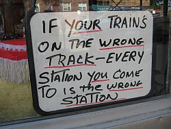 wrong-track