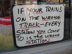 wrong-track