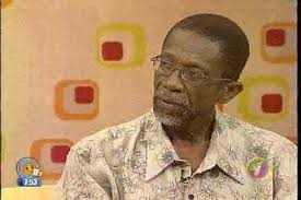Prof. Hubert Devonish, Co-ordinator, Jamaican Language Unit