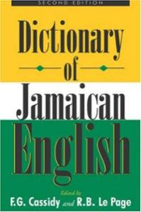 a-dictionary-jamaican-english-frederic-gomes-cassidy-paperback-cover-art