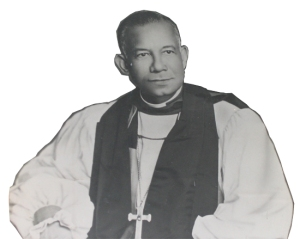 Bishop Gibson, Founder of Kingston College