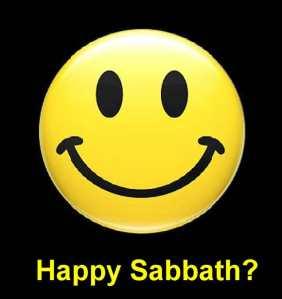 HappySabbathFace