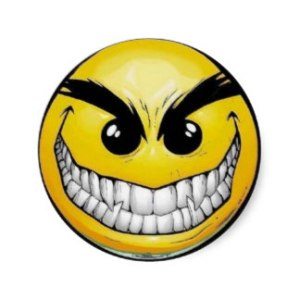 evil_smiley_face_round_stickers-ra5e82c3af3944768995f28c88eb804a7_v9waf_8byvr_324